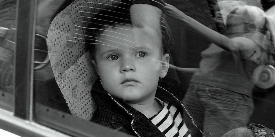 Laps vajab hirmu